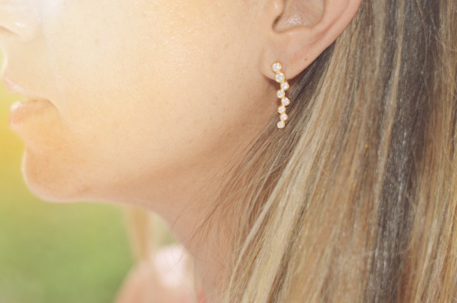love and pieces earring