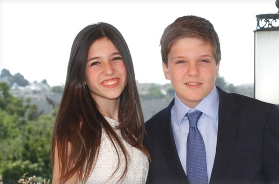 Eliana & Mathias Salmon