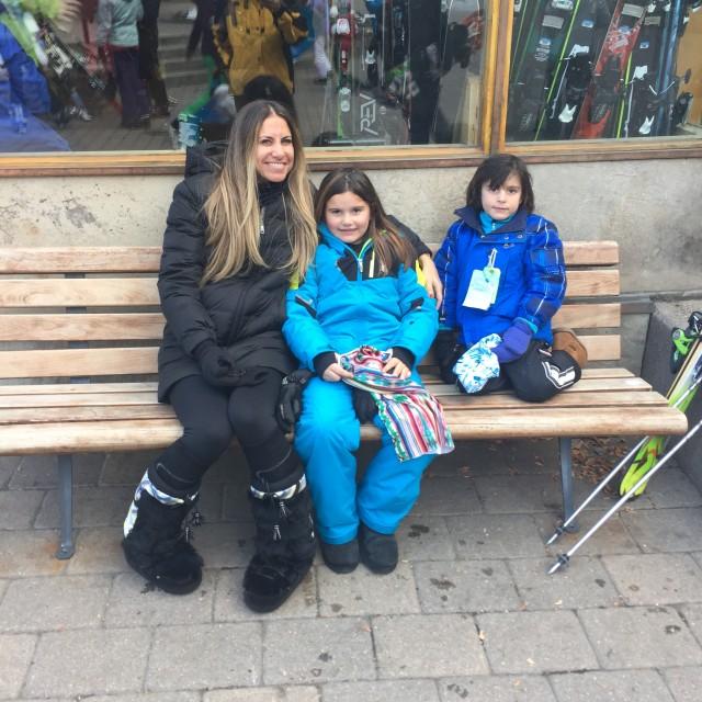 Pucci ski boota