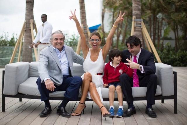 The Tettamanti Family