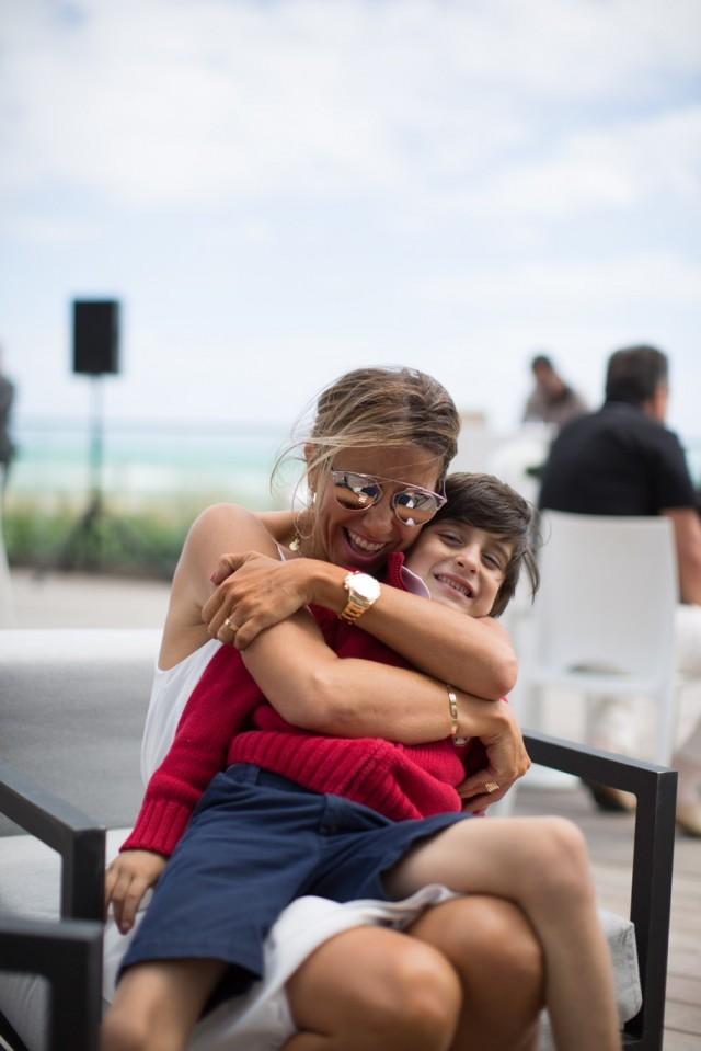 Maria and Yiani Tettamanti